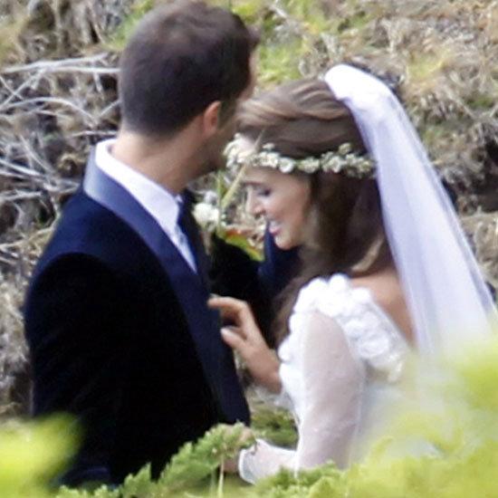 Natalie Portman's Wedding Pictures