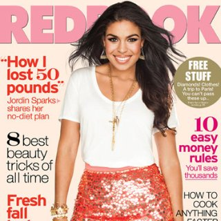 Jordin Sparks Talks Weight Loss in Redbook Magazine