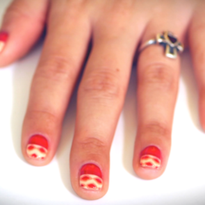 Marc by Marc Jacobs Resort 2013 Nail Art