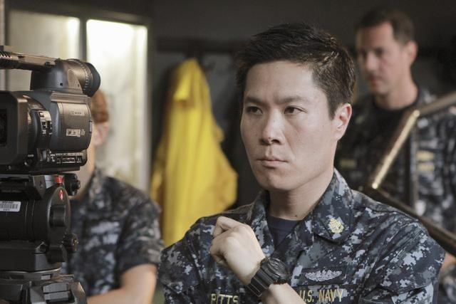 Michael Ng in Last Resort.
