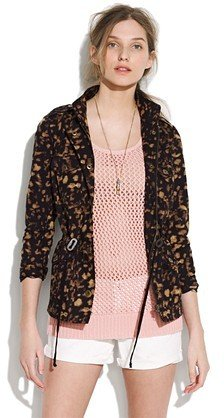 This is the perfect piece for camo scaredy-cats: the print is so subtle that it almost looks floral. Madewell Spotshadow Brigade Jacket ($90, originally $128)