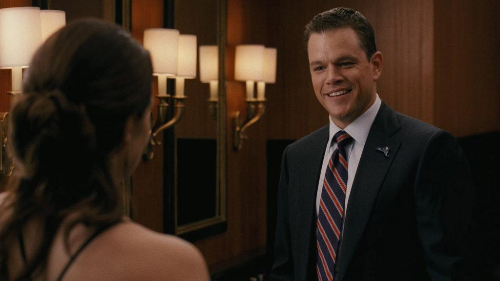 Matt Damon, The Adjustment Bureau
