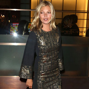 Kate Moss, Lily Donaldson and Georgia May Jagger Frock up for Naomi Campbell's Olympic Celebration Dinner for Fashion for Relief