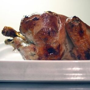 Julia Child Roast Chicken