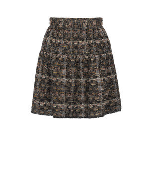 Dolce and Gabbana tweed skirt