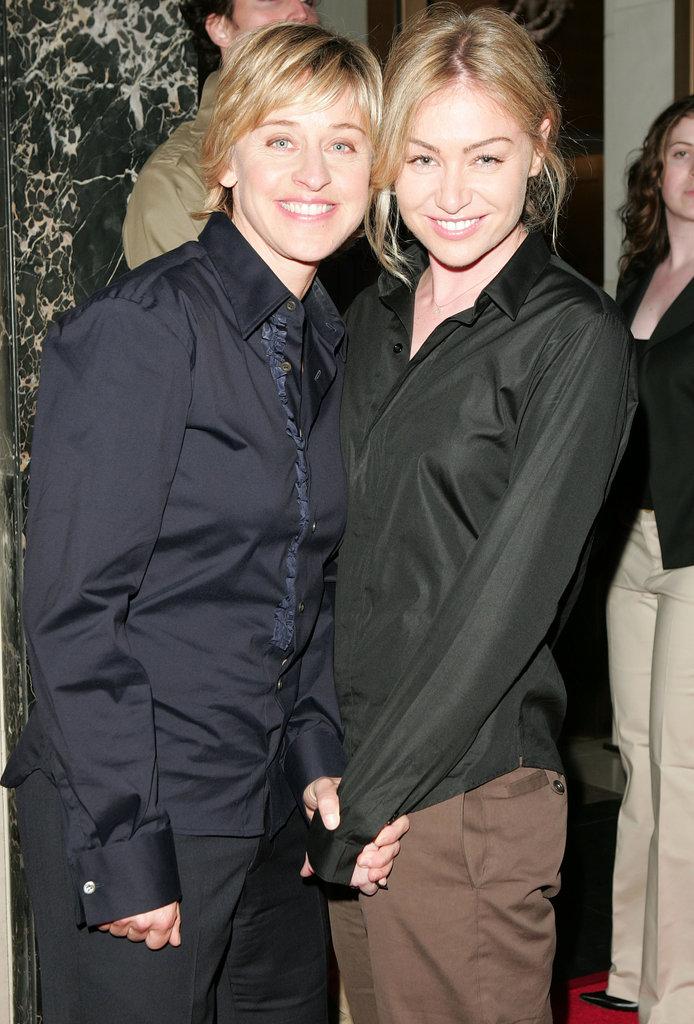 Portia De Rossi dating asiatiske kvinner