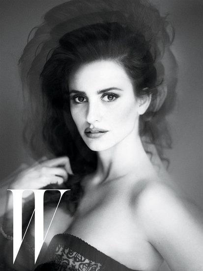 Penelope Cruz for W Magazine, RIP Helen Gurley Brown, Get Bright Leopard Print Nails at Home