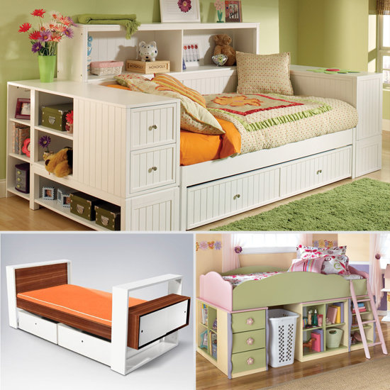 8 Big Kid Beds That Are Big on Storage
