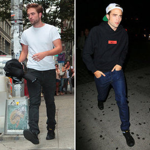 Robert Pattinson Casual Pictures in NYC After Promoting Cosmopolis
