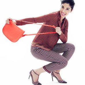 Caroline Issa and Other Fashion Identities Pose For J.Crew's Autumn Campaign