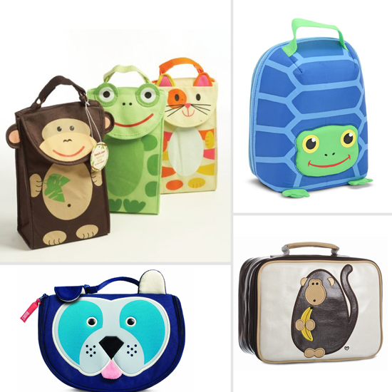 Animal Lunch Bags