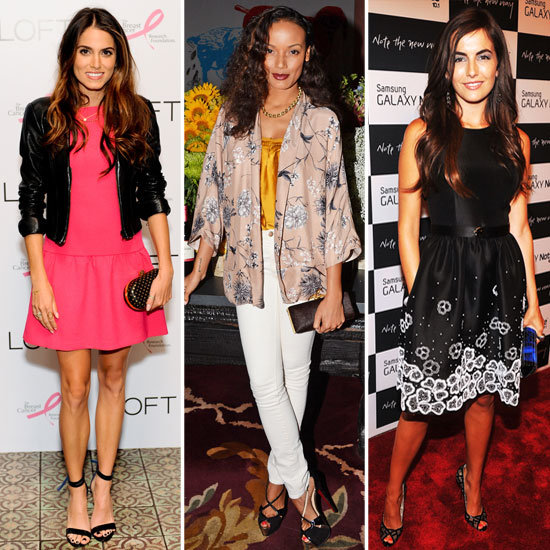 Best Celebrity Style | Aug. 17, 2012