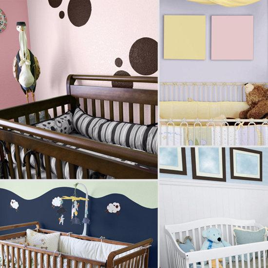 Nursery Room Color Inspiration