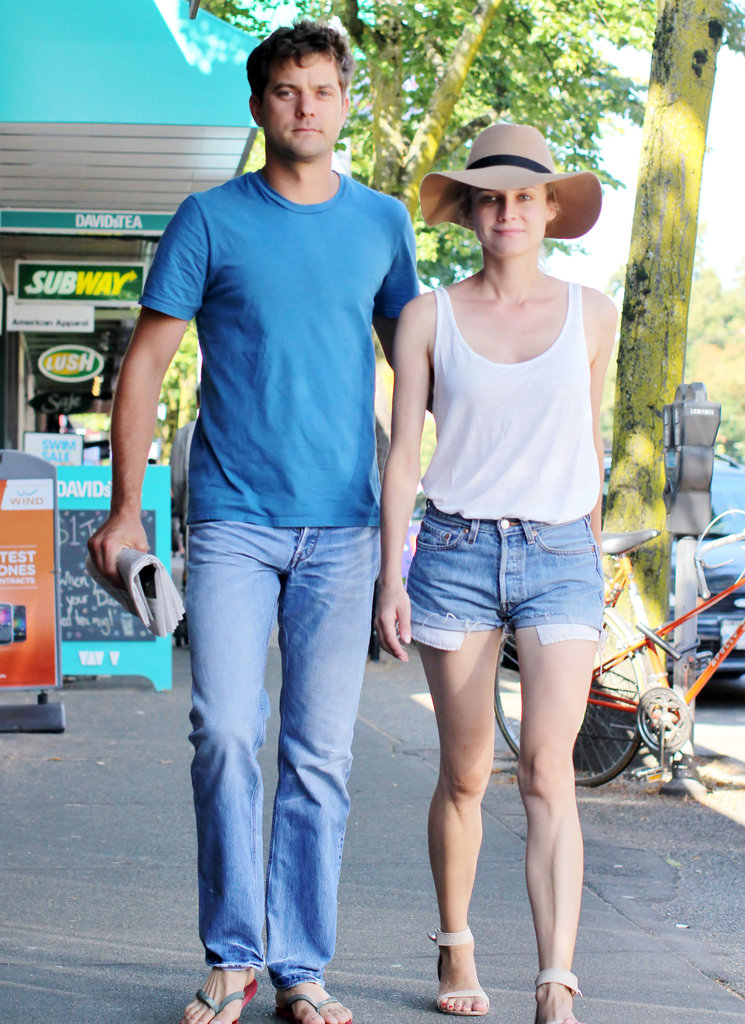 Diane and Joshua Settle In For a Vancouver Weekend