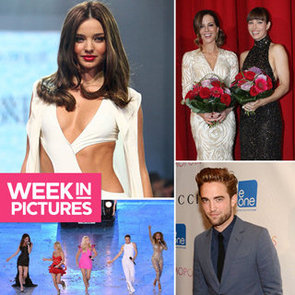Pictures of Robert Pattinson, Jennifer Hawkins, Miranda Kerr, the Spice Girls and Pippa Middleton