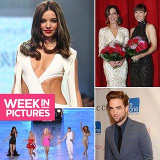 Pictures of Robert Pattinson, Jennifer Hawkins, Miranda Kerr, the Spice Girls and Pippa Middleton