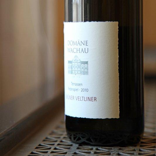 2010 Domane Wachau Federspiel Gruner Veltliner Review