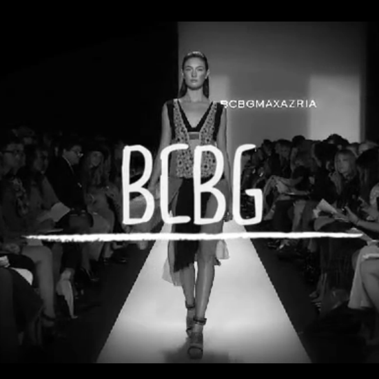 BCBG Spring 2012 [Runway Video]