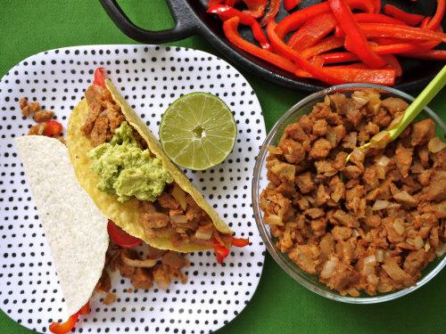 Seitan Tacos
