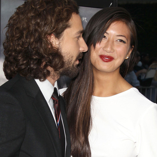 Shia LaBeouf and Girlfriend Karolyn Pho at Lawless Premiere