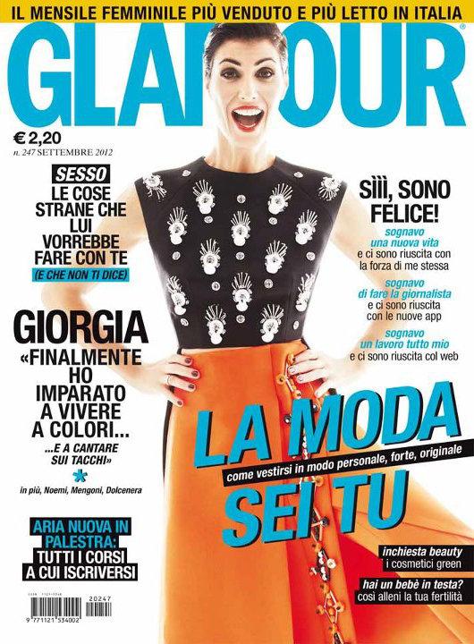 Glamour Italia September 2012