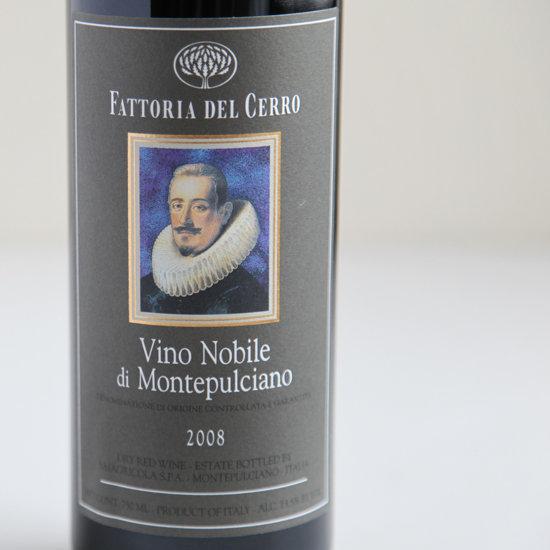 2008 Fattoria del Cerro Vino Nobile di Montepulciano