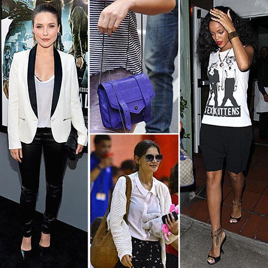 Celebrity Style Recap | Aug. 25, 2012