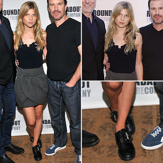 Clemence Poesy Style | August 24, 2012