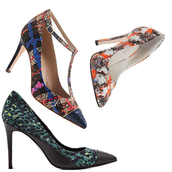 Top Five Printed Pumps to Buy Online: Patterned Heels from ASOS, Emma Cook, Reiss, LK Bennett and J.Crew