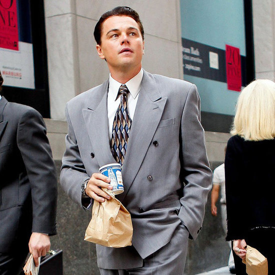 Leonardo DiCaprio Wolf of Wall Street Pictures