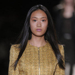 Straight Hairstyle Trend For Fall 2012