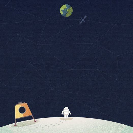Neil Armstrong Posters