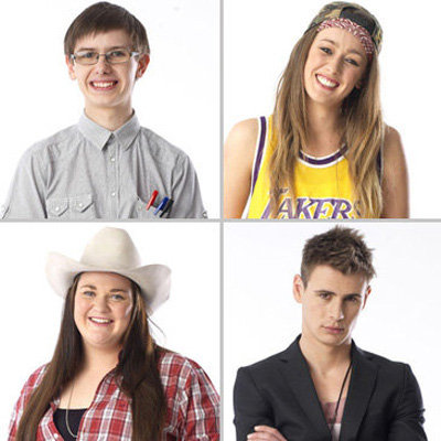 Meet the Big Brother Australia 2012 Housemates