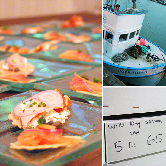 Sea to Table: Wild King Salmon's Route to Your Dinner Plate