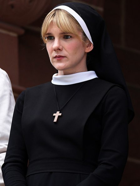 Lily Rabe as Sister Eunice