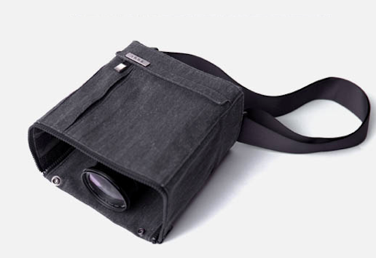 Lightweight Camera Bag With Flap