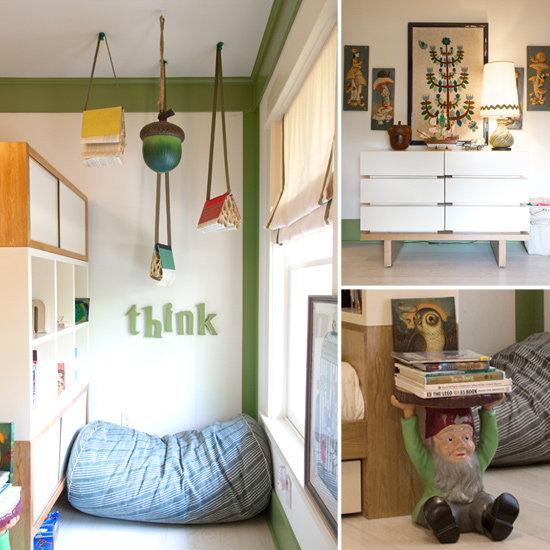Mason's Woodland Bedroom