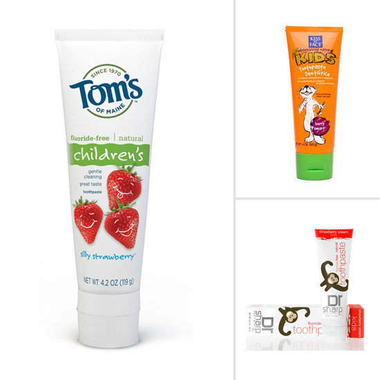 Get Brushing! All-Natural Toothpaste For Kids