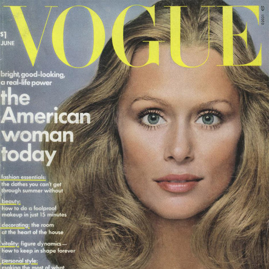 Models With the Most Vogue Covers in History