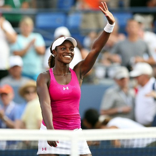Sloane Stephens on Preparing For the US Open