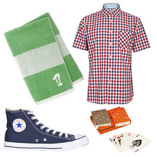 Top Ten Father's Day Gift Ideas Online for the Young, Fun Dad: Converse, Games, PS3, Cool T-shirts & More