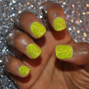 Beverley Knight Gold Nails at Paralympics