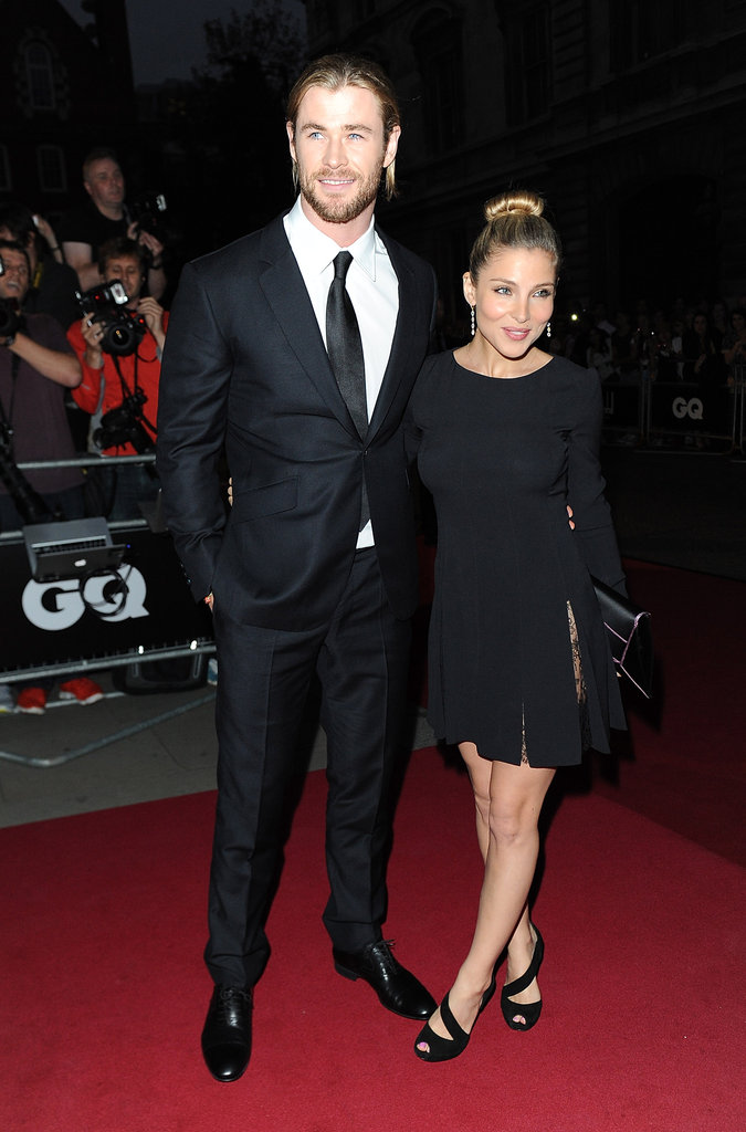 Chris Hemsworth & Elsa Pataky