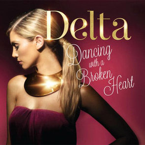 Delta Goodrem Interview on Dancing With a Broken Heart and Writing Songs
