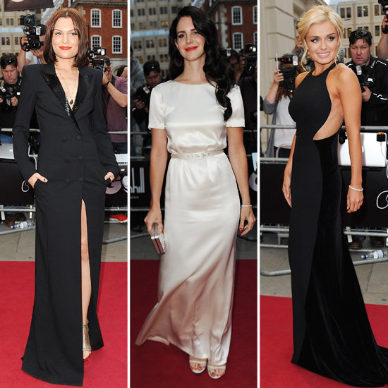 GQ Men of the Year Awards 2012 Red Carpet Fashion