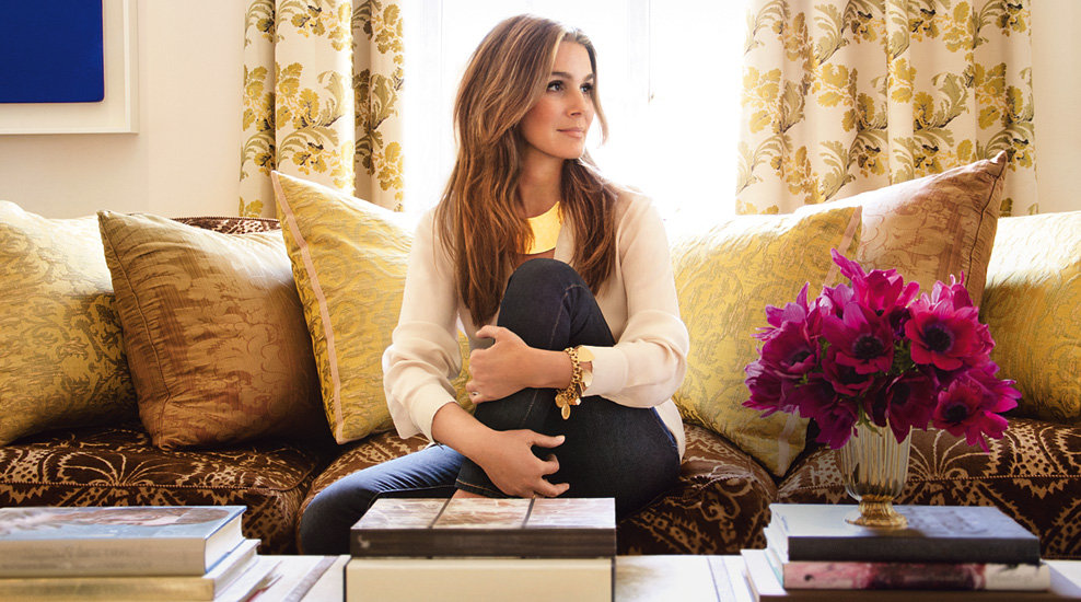 Aerin Lauder Launches Beauty Line Popsugar Beauty