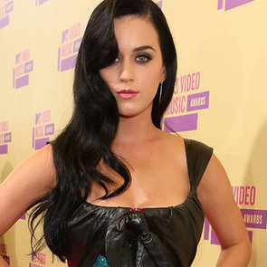 Katy Perry On The Red Carpet At 2012 MTV VMAs