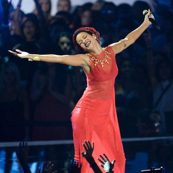 MTV VMAs Show 2012 Pictures