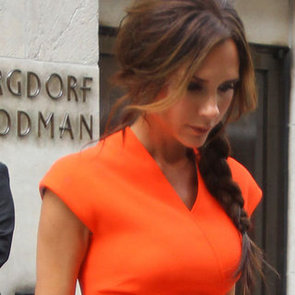 Victoria Beckham at Fashion's Night Out 2012 | Pictures