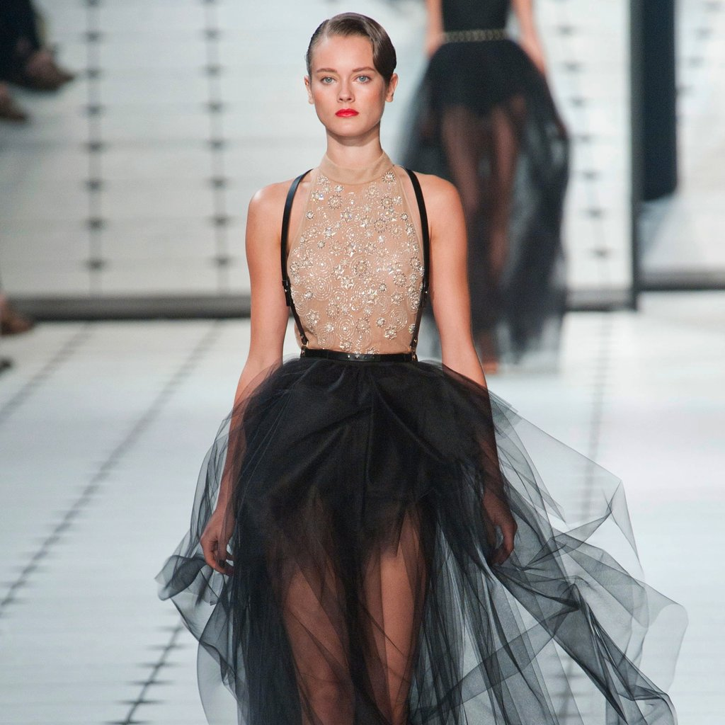 Jason wu spring 2013 runway popsugar fashion for Jason wu fashion designer